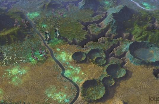 Watch Civilization: Beyond Earth's intro cinematic race skywards
