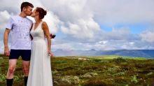 Airline verschlampte den Hochzeitsanzug - die Reaktion des Bräutigams war genial