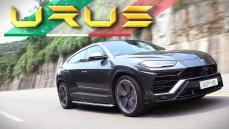 這台SUV很Super!超跑與休旅的異業結合 Lamborghini Urus 汽車視界新車試駕