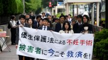 Three more victims sue Japan government over forced sterilisation