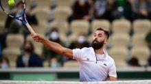 Roland-Garros : Benoît Paire éliminé au deuxième tour