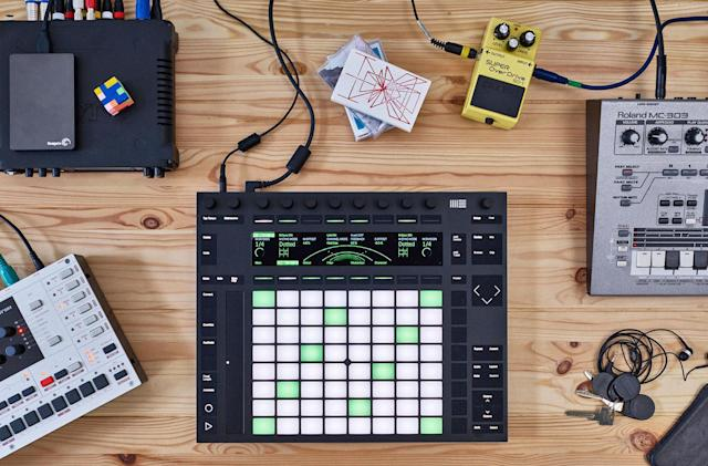 Ableton Live 10 will remember your riffs if you forget to press record