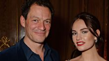 """Dominic West Insists His Marriage """"Is Strong"""" As Intimate Photos of Him With Lily James Emerge"""