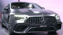 Hot cars of the 2018 NY International Auto Show