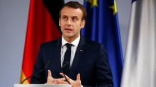 Italy's Salvini says hopes Macron support dwindles at EU elections