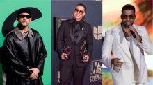 Bad Bunny, Romeo Santos y Daddy Yankee son los mejores compositores, según los premios latinos de ASCAP