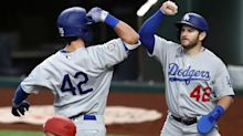 Dodgers break NL homer record in MLB, Yankees sweep doubleheader against Mets