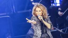 Céline Dion de retour sur scène mardi soir à Las Vegas