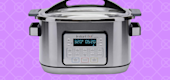 Instant Pot 6-quart Aura Pro Multi-Use Programmable Multi-cooker with Sous Vide. (Instant Pot)