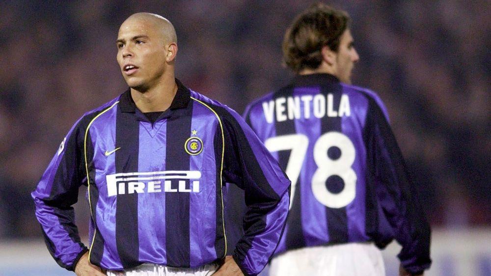 Vieri desvela que intentó frenar el fichaje de Ronaldo por el Real Madrid