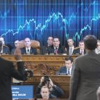 The stock market heads to record heights even as the Trump impeachment hearings enter a new phase — here's why