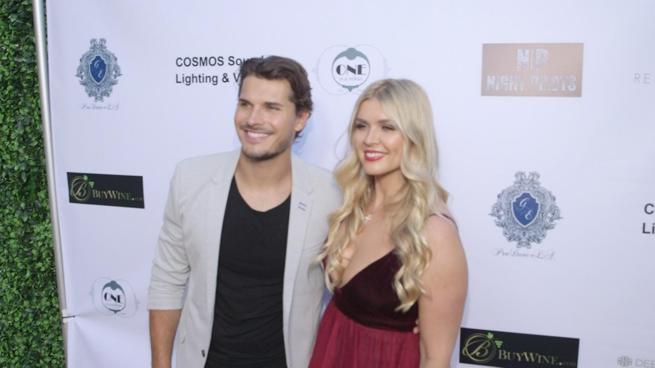 'DWTS' Pro Gleb Savchenko and Wife Elena Hint at More Kids (Exclusive)