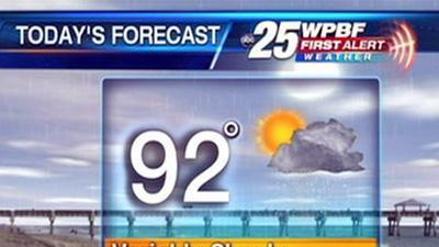 Tuesday Morning First Alert Forecast