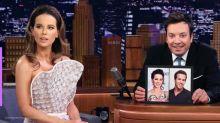 Parecidos? Kate Beckinsale diz que é 'igualzinha a Ryan Reynolds'
