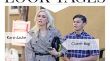 Look des Tages: Gwen Stefani beflügelt in Butterfly-Boots