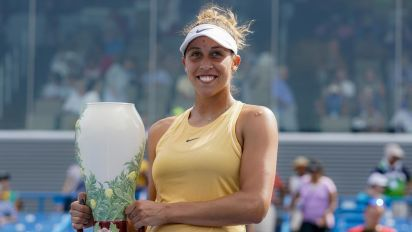 Keys beats Kuznetsova for Cincinnati title