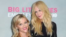 Reese Witherspoon and Nicole Kidman took an epic selfie onstage at a Keith Urban concert
