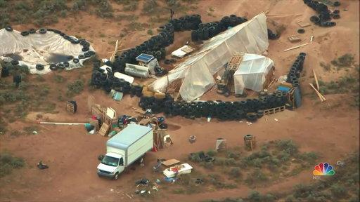 Suspects in New Mexico compound child abuse case to be released from jail