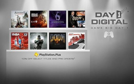 PSN Tuesday: Day 1 Digital, NiGHTS, Silent Hill: Book of Memories demo