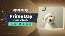 Amazon Singapore Prime Day 2021: Support small businesses
