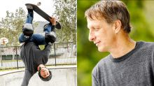 'Cheat' and a 'sellout': Tony Hawk confronts ugly allegations