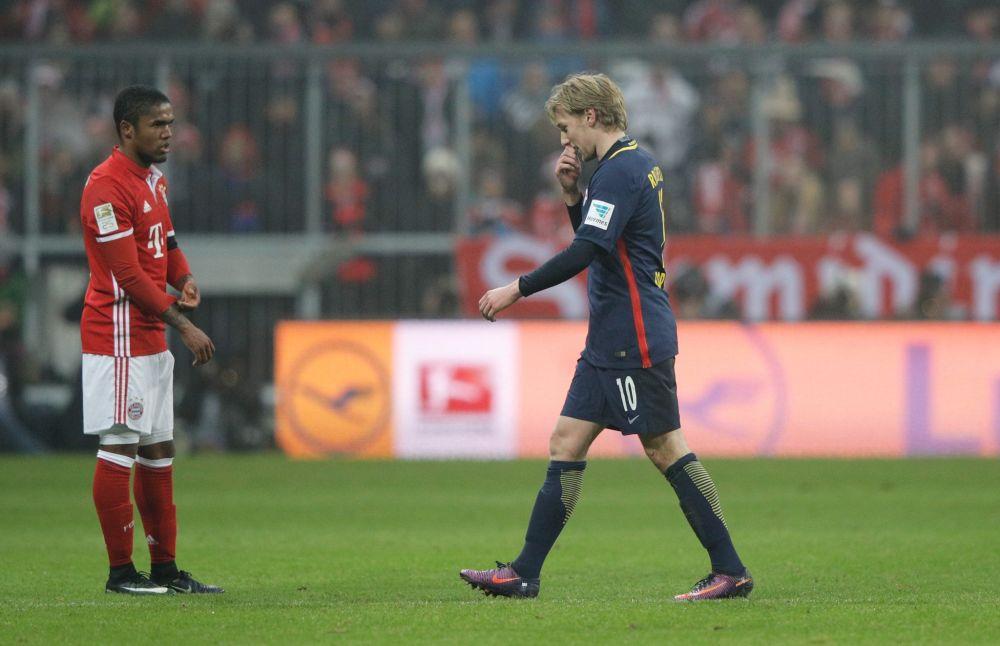 Der Dreh- und Angelpunkt des Leipziger Spiels wird die ersten drei Partien fehlen. (Bild: Getty)