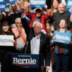 Nevada caucuses: Bernie Sanders rolls to victory