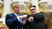 Sosias de Trump y Kim son interrogados por la policía en Vietnam