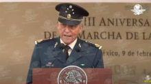 """""""Tras detención de Cienfuegos, AMLO debe dejar de asignar tareas al Ejército"""""""