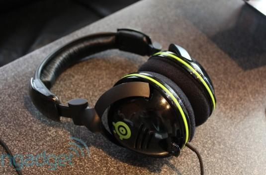 SteelSeries shows off ultra-durable Spectrum headset, we fail to rip it a new one (video)