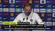 "Tuchel: ""Thiago Silva pare che andrà via"""