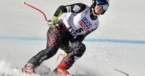 Ski alpin - CM (F) - Victoire et petit globe du super-G pour Tina Weirather à Aspen