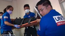 UNTV surprises employees with unannounced earthquake and fire drill