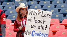 Are Houston Texans fans the most intelligent in the NFL?