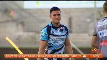 Paul Gallen calls for Valentine Holmes to be banned from the NRL for life