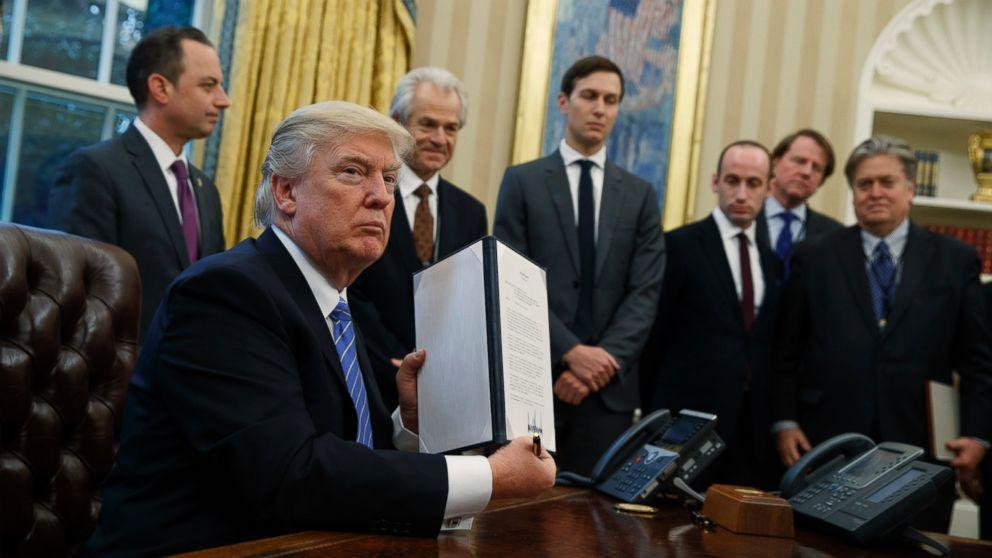 What to Know About Trump Reinstatment of Mexico City Policy Affecting Overseas Abortions