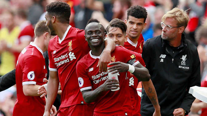 Mane rescues Liverpool against Crystal Palace