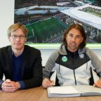 Martin Schmidt takes charge at Wolfsburg