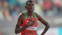 Conseslus Kipruto tests positive for coronavirus, canceling world-record bid