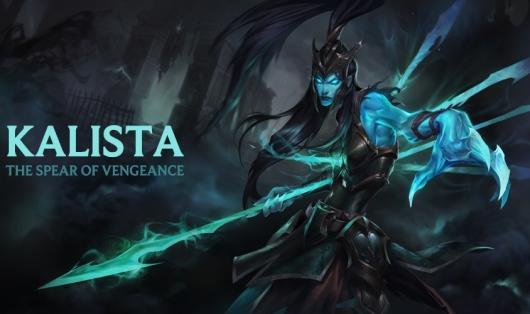 League of Legends spotlights Kalista, the Spear of Vengeance