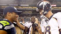 Russell Wilson aims to 'be like' Peyton Manning