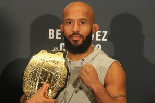 Demetrious Johnson enfrentará Wilson Reis no UFC Kansas - Diego Ribas