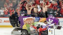 Nationals' World Series celebration takes over Capitals game