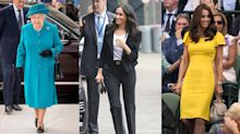 Royal family leads the way in Tatler's best dressed Brits list