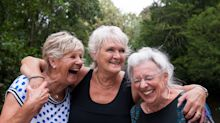 The many health benefits of having friends