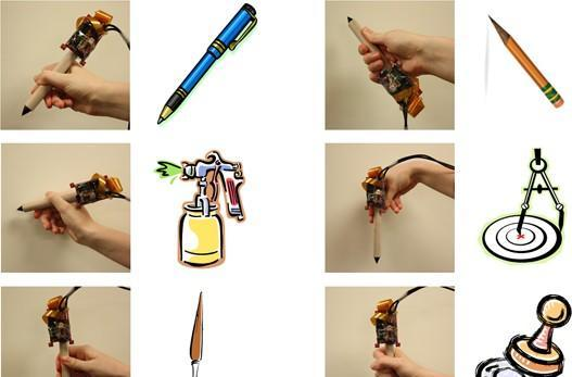Microsoft researchers show off intuitive stylus, don't know how to hold a pencil (video)