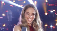 'The Voice' Season 14 winner Brynn Cartelli on her never-seen first audition: 'I blacked out that whole thing'