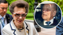 Princess Anne's surprising response when asked about Prince Philip's car crash
