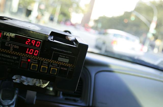 NYC considering GPS-based meters for taxis, on top of nixing TVs