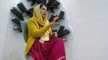 Afghan women negotiators to face hardline Taliban in peace talks